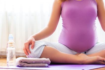 Yoga für Schwangere (Anfänger+Mittelstufe)