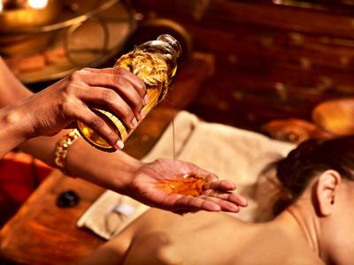 Original Kerala (therapeutische Ganzkörper-Massage)