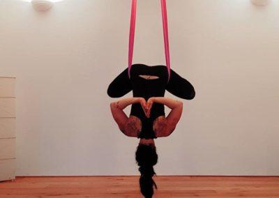Aerial Yoga Workshop Anfänger 1 und 2