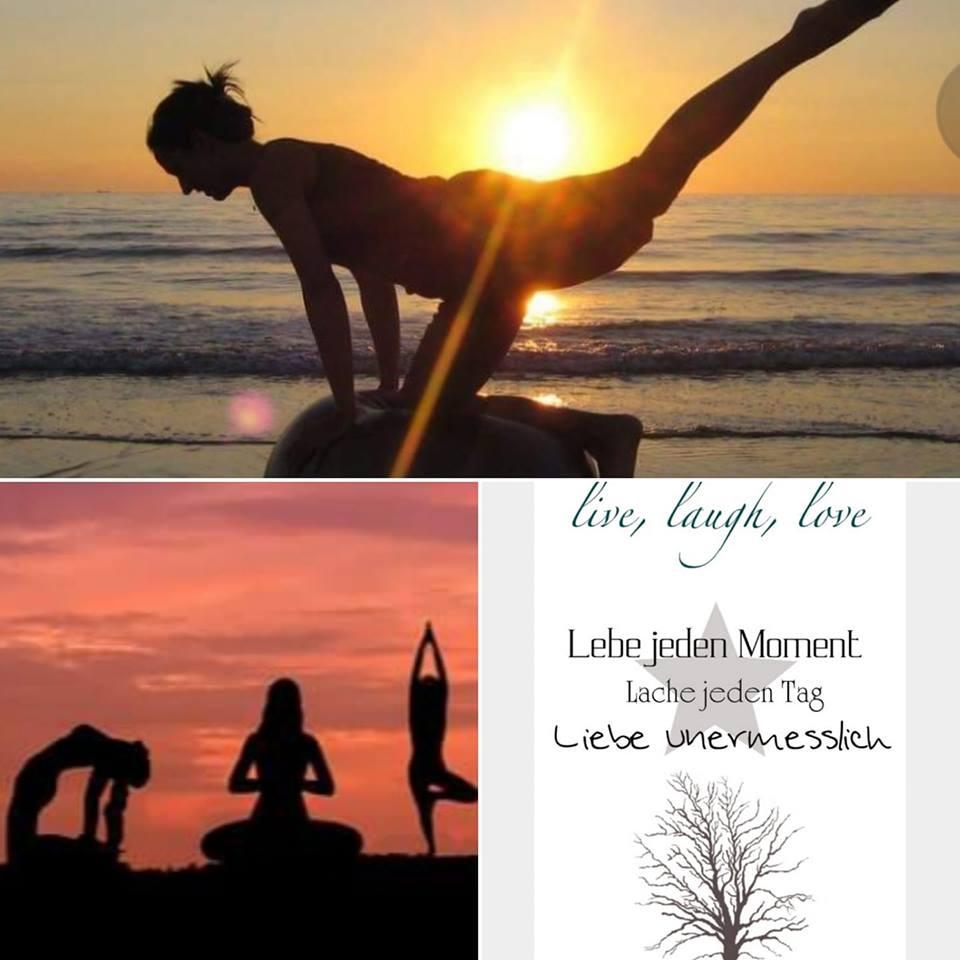 Yin Yoga + Balance Ball Yoga